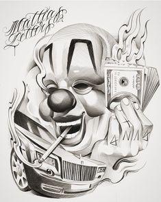 Angel Devil Tattoo, Angel And Devil, Finger Letter Tattoos, Arte Cholo, Arte Lowrider, Wrist Band Tattoo, Chicano Art, Chicano Tattoos, Gangsta Tattoos
