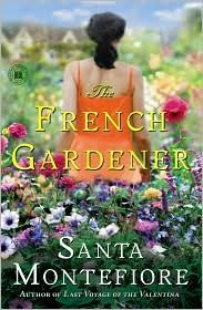 Beautiful landscapes and really great descriptions that totally get you swept up in the gardens (and the story).
