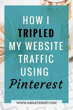 Download your free checklist that shows you how to optimize your Pinterest profile to increase website traffic! Learn how to use Pinterest to increase your sales and drive traffic to your website-at no cost to you! #PinterestforBusiness #PinterestMarketin | ashleyenget.com Business Tips, Online Business, Business Website, Infographic Website, Pinterest For Business, Make Money Blogging, Pinterest Marketing, Blog Tips, How To Start A Blog