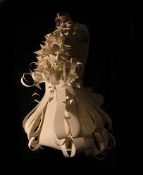 paper dress - Google Search