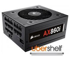 CORSAIR Professional Series Platinum AX860i 860W Power Supply