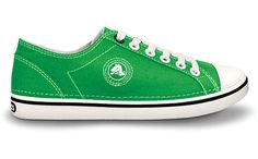 The Crocs Womens-Hover Lace-up Canvas...Found a pair of crocs that look more like chucks <3 them!