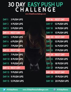 Jamie Eason's LiveFit Trainer – Your Transformation Plan! NEW YEARS CHALLENGE – 30 day challenges but maybe double the amount of push ups for extra challenge - 30 Days Workout Challenge Fitness Herausforderungen, Fitness Motivation, Sport Fitness, Sport Motivation, Health Fitness, Fitness Quotes, Fitness Shirts, Fit Quotes, Summer Fitness