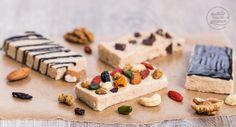 Backen macht glücklich | Low Carb Proteinriegel mit Erdnussbutter…