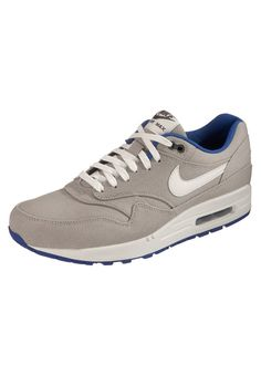 Heren Nike Air Max 1 Premium Sneakers Grijs Wit,Good quality��You are worthy