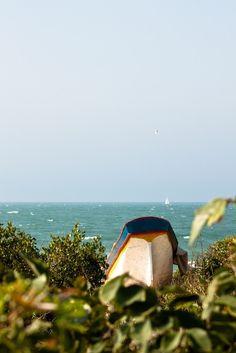 Canoa de pescador - Jurerê - Florianópolis!