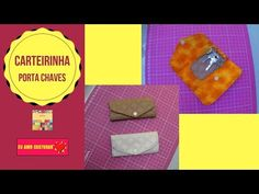 - YouTube Vivo, Facebook, Youtube, Key Fobs, Pocket Wallet, Scrappy Quilts, Retail, Creative, Tejidos