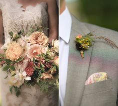 An Amazing Gray & Yellow Autumn Wedding at Boscobel in New York