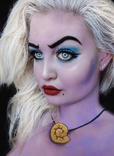 50 Pretty Halloween Makeup Ideas You'll Love | Halloween 2016 beauty looks for women