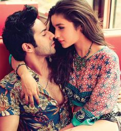 Alia Bhatt and Varun Dhawan--Humpty Sharma Ki Dulhania