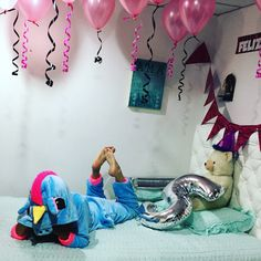 Unicornio pijama