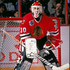 Ed Belfour - Goalie - Belfour was inducted into the Hockey Hall of Fame in the 2011