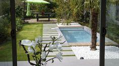 Mini ou maxi piscine?