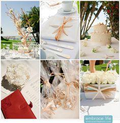 San Diego Wedding Reception Details