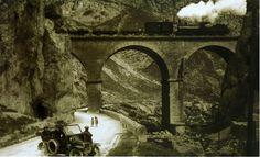 Desfiladero de Pancorbo 1900