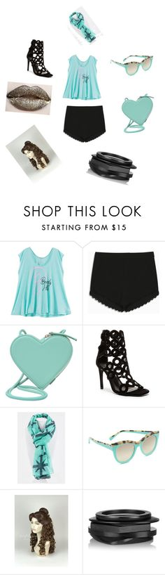 """""""New Style4#"""" by alice-287 ❤ liked on Polyvore featuring Wildfox, A.L.C., Christopher Kane, Jeffrey Campbell, STELLA McCARTNEY and Kenneth Jay Lane"""