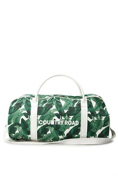Leaf Print Logo Tote Tote Bags Online 5946430e24925