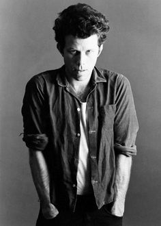 Tom Waits 1983 by Lynn Goldsmith