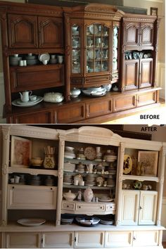 11 best German shrunk images on Victorian Furniture, Funky Furniture, Refurbished Furniture, Paint Furniture, Upcycled Furniture, Furniture Making, Furniture Makeover, Rustic China Cabinet, Coffee Table Makeover