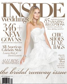 """Inside Weddings Magazine """"The Art of the After Party"""" by Tiffany Nieves-Cook"""