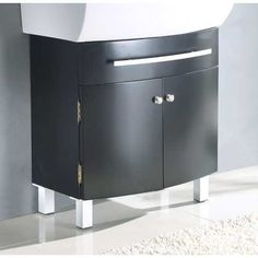 """WA3152 27.5"""" Sink Chest - Solid Wood --  Material: Wood Faucet Hole: Faucet Hole Pre-Drilled Included: Sink, Counter Top, Cabinet"""