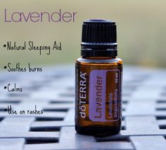 Essential Oils-Lavender  I use lavender oil to help my migraines. Rub some on both temples on either side of your head then lay down for a little while - works every time...at least for me & I get really bad ones...kj