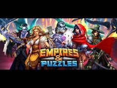 11 Best EMPIRES & PUZZLES images in 2018