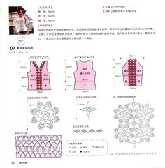 Knitting For All: Crochet blouse