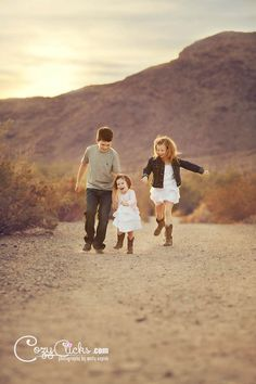Phoenix Family Photographer - desert sessions