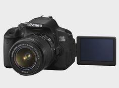 Canon EOS 650D – Touchscreen DSLR Camera