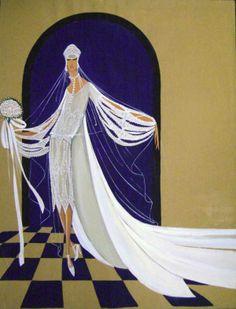 Robe de mariée Béatrice, 1927 © Patrimoine Lanvin. #Lanvin125