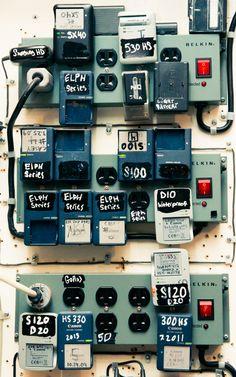 Casey Neistat - Cable Management