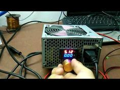 Hack an Old Pc Power Supply Into a Lab Bench Power Supply: 3 Steps Electronics Basics, Electronics Projects, Diy Home Automation, Battery Tools, Subwoofer Box Design, Robotics Projects, Circuit Projects, Electrical Engineering, Arduino