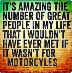 Motorcycle Memes, Biker Quotes, or Rules of the Road - they are what they are. A Biker's way of life. Bobber, Motorcycle Memes, Motorcycle Touring, Harley Davidson Quotes, Bike Quotes, Motocross Quotes, Dirtbikes, Biker Chick, Way Of Life
