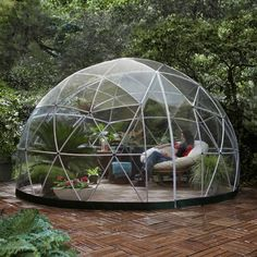 Garden Igloo - 4 season recyclable space. $699