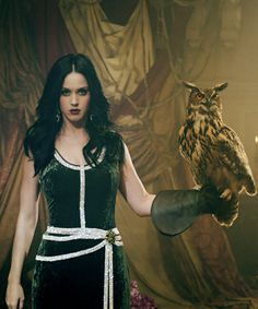 "Katy Perry Gets Surreal In Her ""Unconditionally"" Video #refinery29"