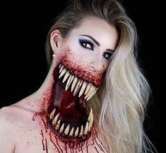 Encontre aqui a maquiagem de halloween perfeita pra você! Pra você arrasar na próxima festa seja de caveira, palhaço, freira... Vem escolher a sua favorita!
