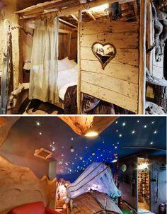 Surreal La Balade des Gnomes Hotel Offers Fantasy Getaway
