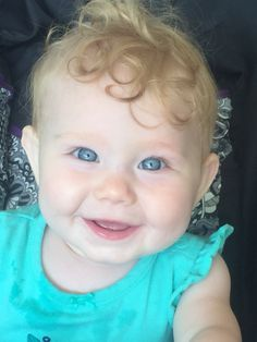 Princess Addison Aurora Stewart Ole Blue Eyes