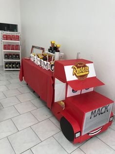 45 best ideas for cars fiesta infantil bolsitas Pixar Cars Birthday, Race Car Birthday, Race Car Party, Baby Birthday, Car Themed Birthday Party, Disney Birthday, Birthday Ideas, Car Themed Parties, Cars Birthday Parties