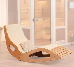 Sauna - Wellness relax stoel...