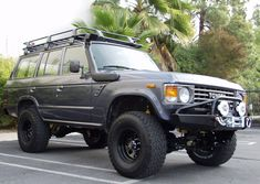 Badass. Snorkel probably not necessary. But, hey, better safe than sorry. # landcruiser