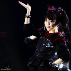The best is yet to come. | anditzzz: #Moametal #Babymetal
