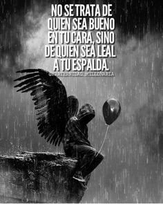 Real angel or demon Cute Spanish Quotes, Real Angels, General Quotes, Quotes En Espanol, I Hate My Life, Life Rules, Romantic Love Quotes, Spiritual Quotes, True Quotes