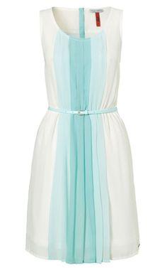 Shades of Blue Dress