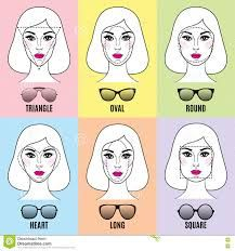 Kuvahaun tulos haulle glasses for different face shapes