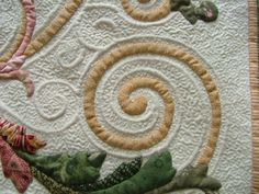 Kathy K. Wylie Quilts – Stipple Quilting