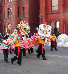 This Sunday, come to D.C. and experience the unique Chinese Lunar New Year Parade!  Enjoy the weekend specials at the Bolger Center!  http://www.bolgercenter.com/promotions/promotions.asp