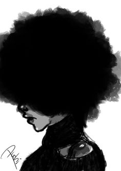 Afro by ~NeasLon