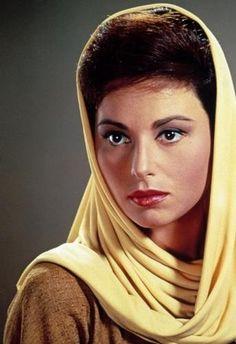 "Haya Harareet as Esther in ""Ben-Hur"" (1959). Director: William Wyler."